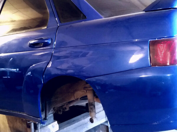 Car repair. What is a comprehensive car parts washing?